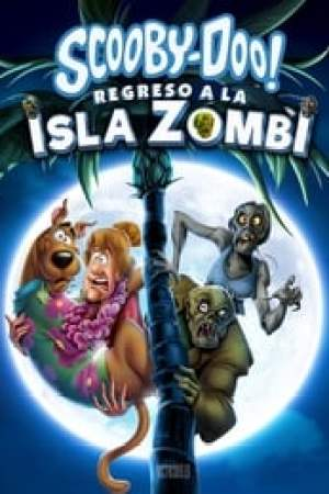 Portada Scooby-Doo! Regreso a la Isla Zombie