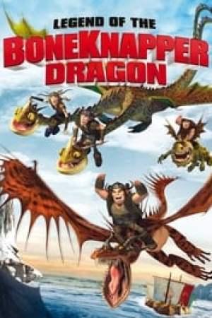 Portada Cómo entrenar a tu dragón: La leyenda del Robahuesos
