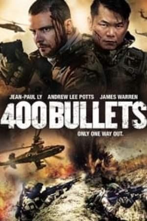 Portada 400 Bullets
