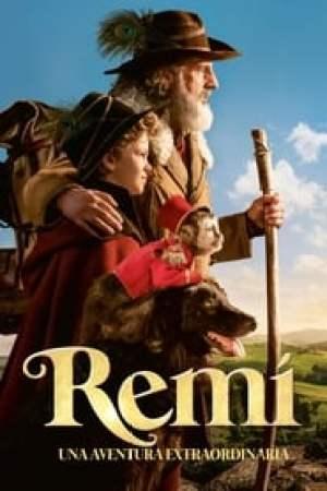 Portada Remi: Una aventura extraordinaria