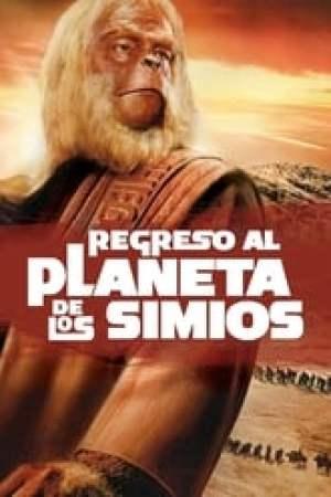 Portada Regreso al planeta de los simios