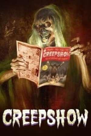 Portada Creepshow: Temporada 2