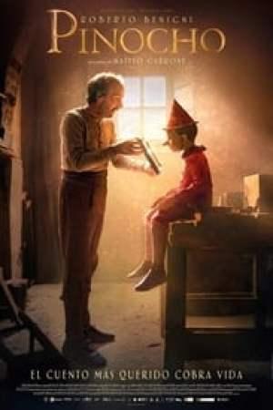 Portada Pinocchio