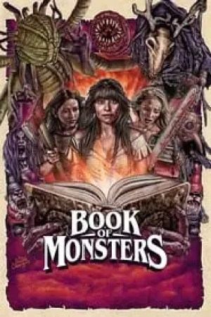 Portada Book of Monsters