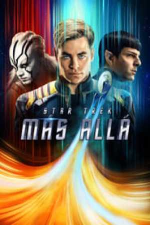 Portada Star Trek: Más allá