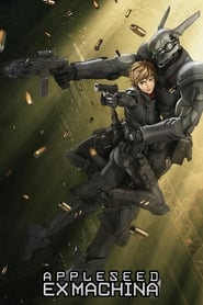 Ver Appleseed Ex Machina Gratis