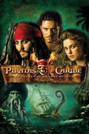 Portada Piratas del Caribe: El cofre del hombre muerto