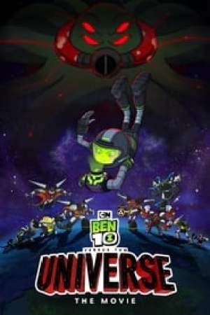 Portada Ben 10 versus el Universo: La película