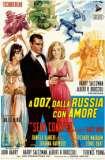 A 007, dalla Russia con amore 1963