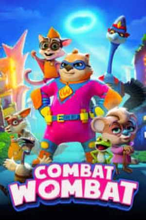 Portada Combat Wombat