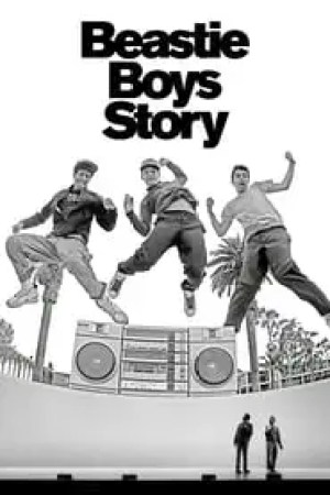 Portada Beastie Boys Story