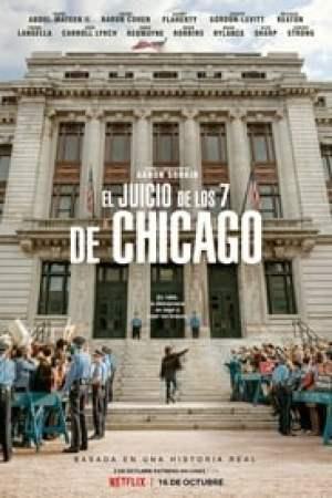 Portada El juicio de los 7 de Chicago