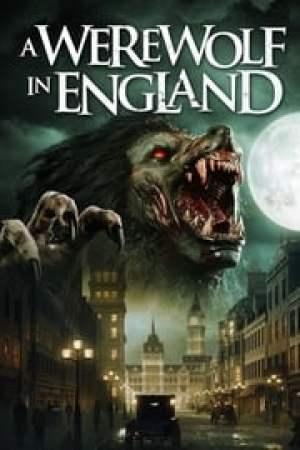 Portada A Werewolf in England