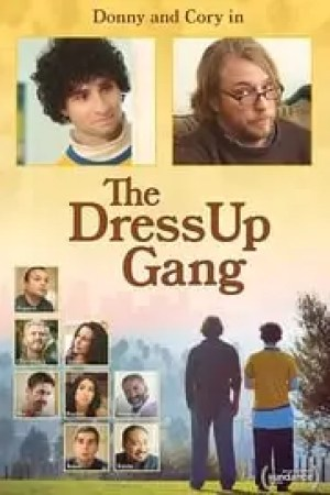 Portada The Dress Up Gang
