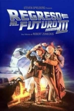 Portada Regreso al futuro III