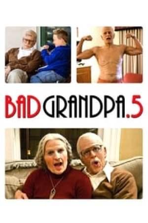 Portada Jackass presenta: Bad Grandpa