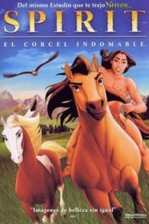 Portada Spirit: El corcel indomable