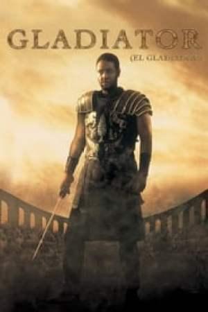 Portada Gladiator (El gladiador)