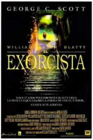 Portada El exorcista III