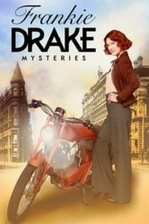 Portada Frankie Drake Mysteries