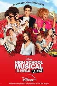 Imagen Poster High School Musical: El Musical: La Serie: Temporada 2
