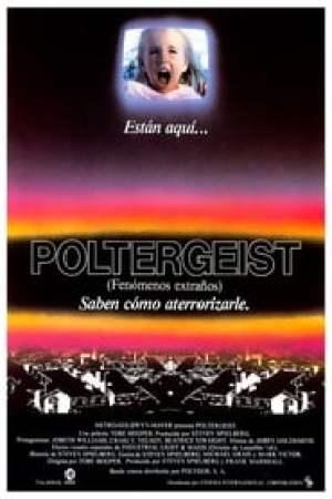 Portada Poltergeist (Fenómenos extraños)