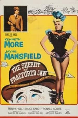 The Sheriff of Fractured Jaw (1958)