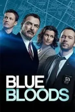 Portada Blue Bloods (Familia de policías) 11x11