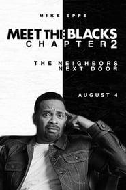 Imagen Poster The House Next Door: Meet the Blacks 2