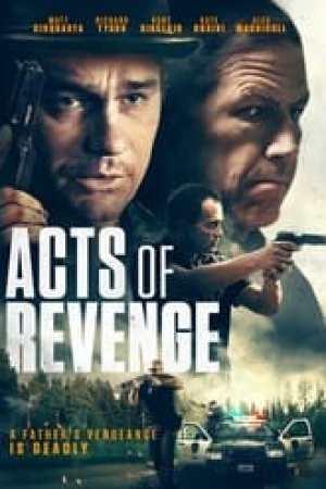 Portada Acts of Revenge