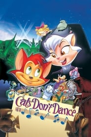 poster Cats Don't Dance