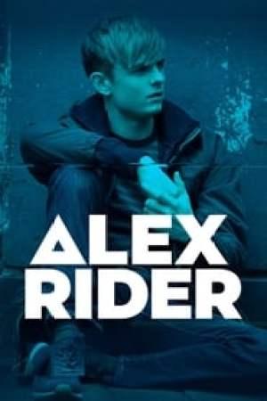 Portada Alex Rider