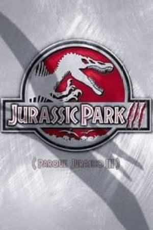 Portada Jurassic Park III (Parque Jurásico III)