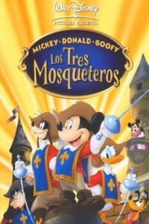 Portada Mickey, Donald y Goofy: Los tres mosqueteros