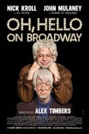 Portada Oh, Hello on Broadway