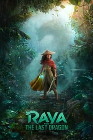 poster Raya and the Last Dragon