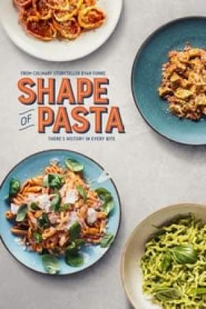 Portada The Shape of Pasta