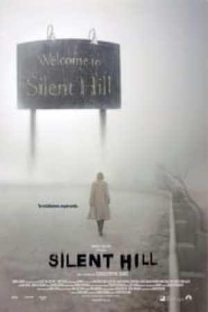 Portada Silent Hill