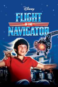 poster Flight of the Navigator