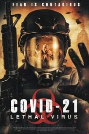 Portada COVID-21: Lethal Virus