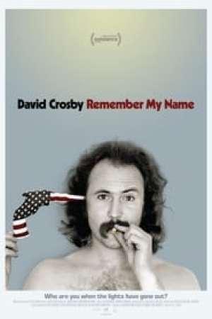 Portada David Crosby: Remember My Name