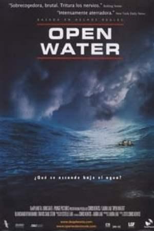 Portada Open Water
