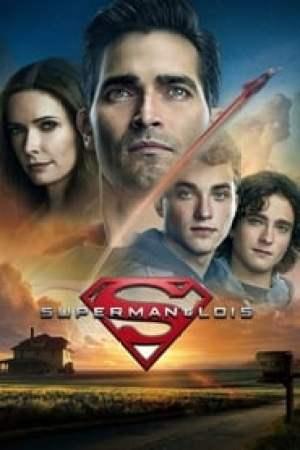 Portada Superman y Lois