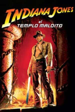 Portada Indiana Jones y el templo maldito