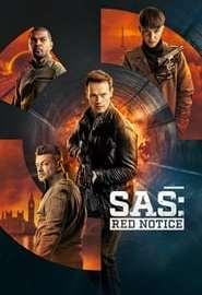 SAS: Red Notice Portada