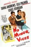 No Minor Vices 1948