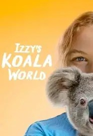 Izzy y los koalas Portada