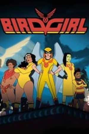 Portada Birdgirl