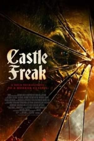 Portada Castle Freak