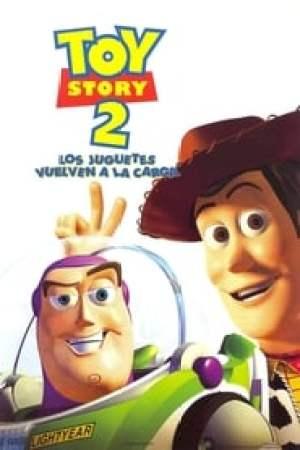 Portada Toy Story 2